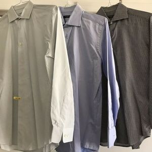 SAKS FIFTH AVE Lot Of 3 Men's Long Sleeves